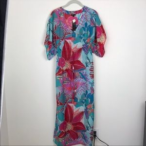 Talbots long swimsuit cover up or lounger size XS